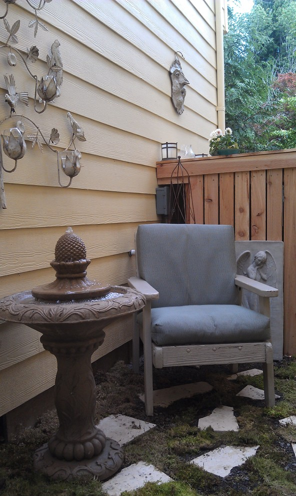 Metal Candle Holders Patio Eclectic with Peaceful Setting