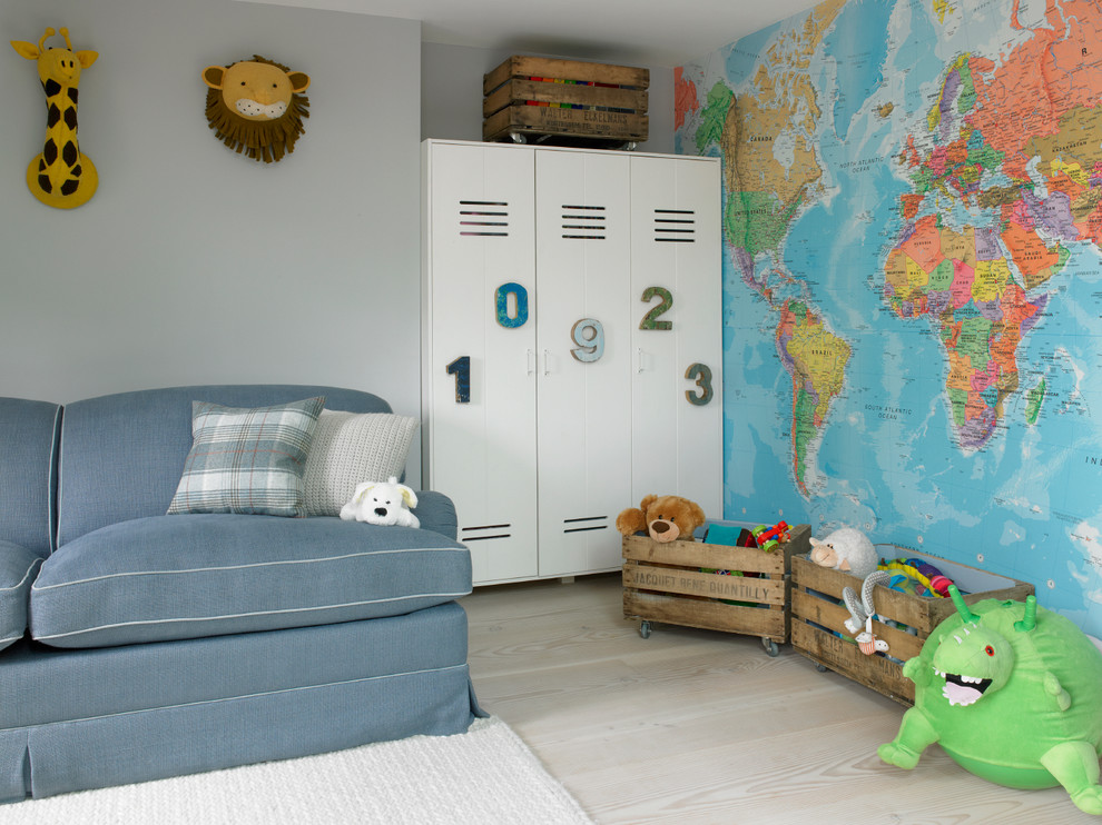 Metal Lockers Kids Transitional with 7 Year Old Boys Bedroom Animal Wall Sconce Blue Bedroom Blue Sofa