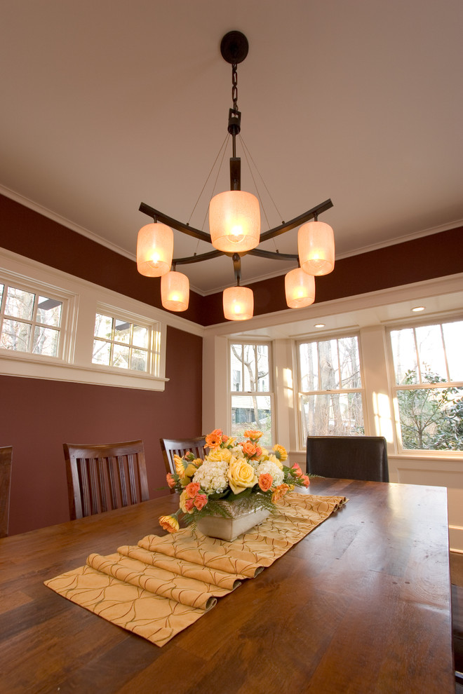 Minka Lavery Lighting Dining Room Craftsman with None