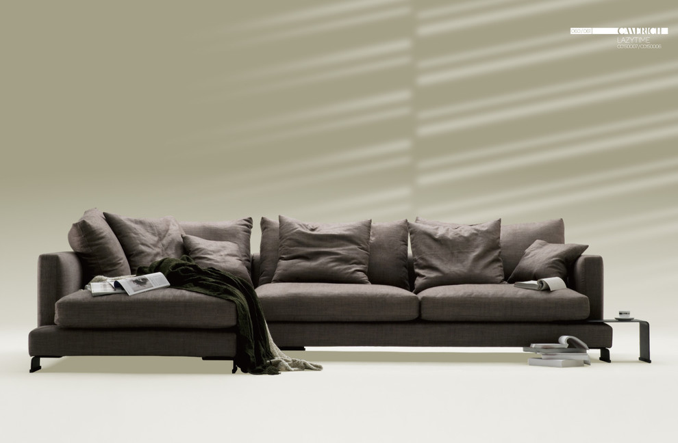 Minka Lighting Living Room Contemporary with Big Sectional Sofa Camerich Camerichla Comfortable Comfortable Sectional Sofa Contemporary Contemporary Furniture