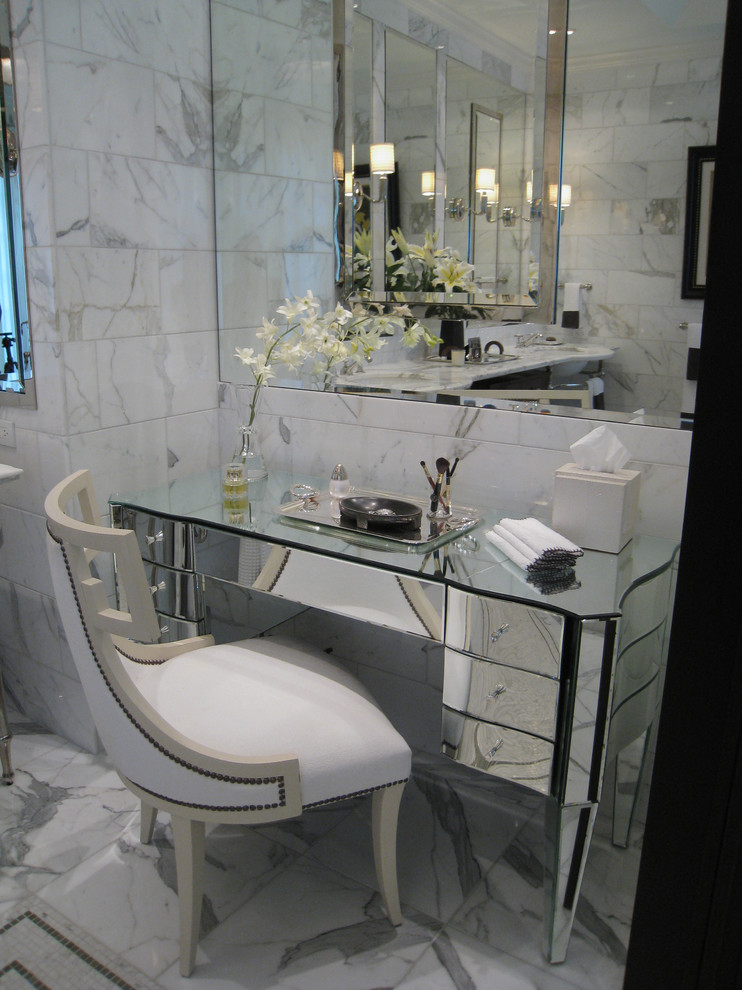 Mirrored Vanity Desk Bathroom Contemporary with Dressing Table Mirror Mirrored Vanity Desk Vanity Chair