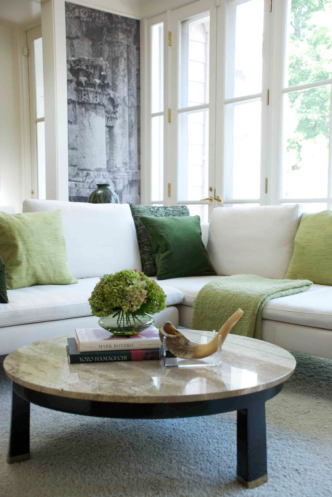 Modular Sectional Sofa Family Room Modern with Art Deco Benjamin Moore Off White Classic Design Contemporary Contemporary Artwork Contemporary