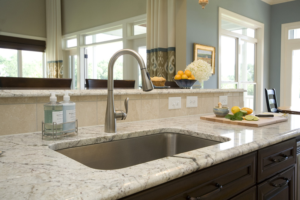 moen faucet Kitchen Traditional with none