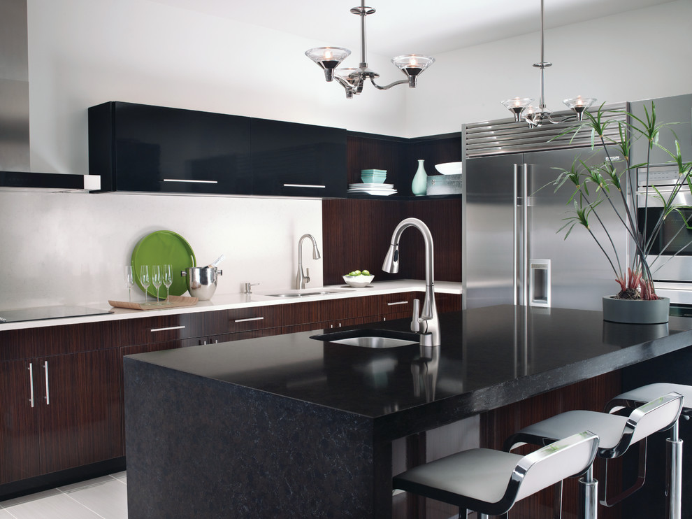 Moen Kitchen Faucets Kitchen Modern with None
