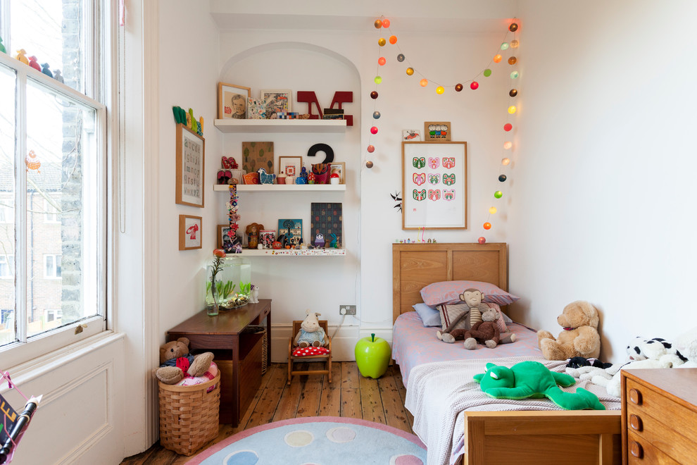 molly mutt Kids Eclectic with child's room children's room design fairy lights Home house houzz interior Interiors