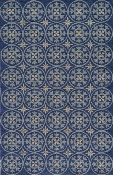 Momeni Rugs Spaces Eclectic with Blue Rug Momeni Rugs Mykonos Blue Outdoor Rug Pantone Mykonos