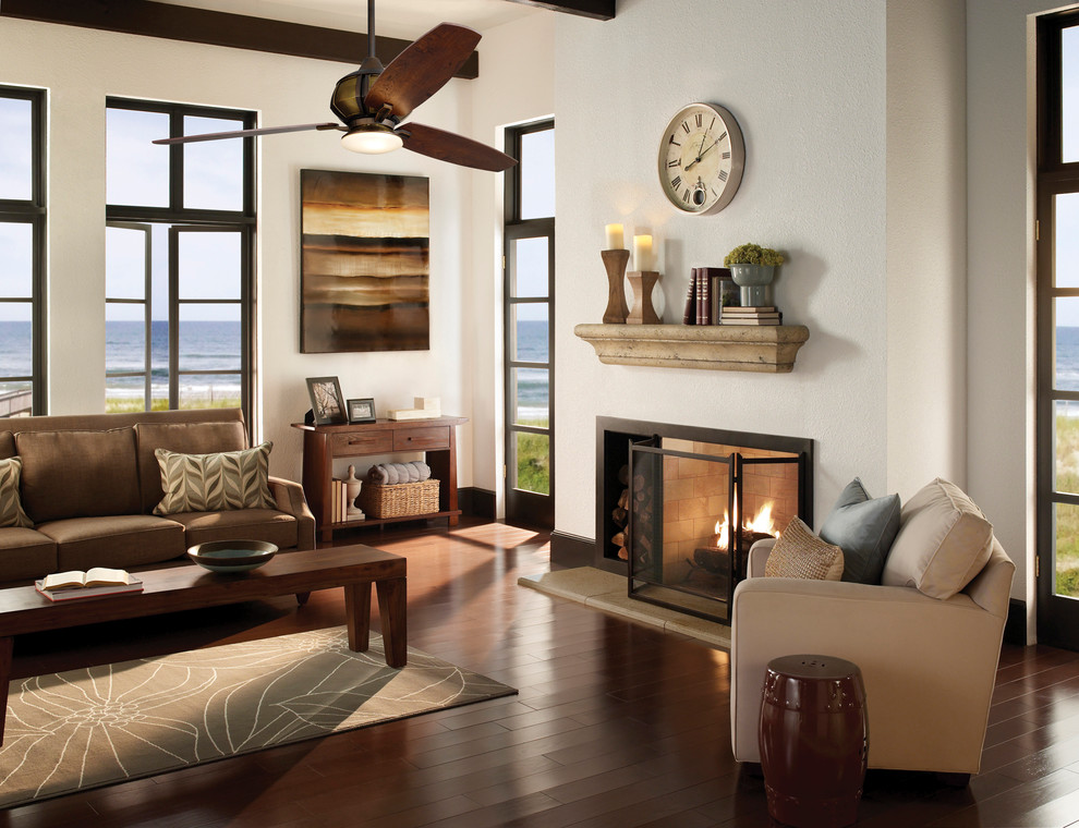 Monte Carlo Ceiling Fans Living Room Beach with Ambient Art Artistic Bathroom Ceiling Fans Ceiling Lighting Chandeliers Color Contemporary Eclectic