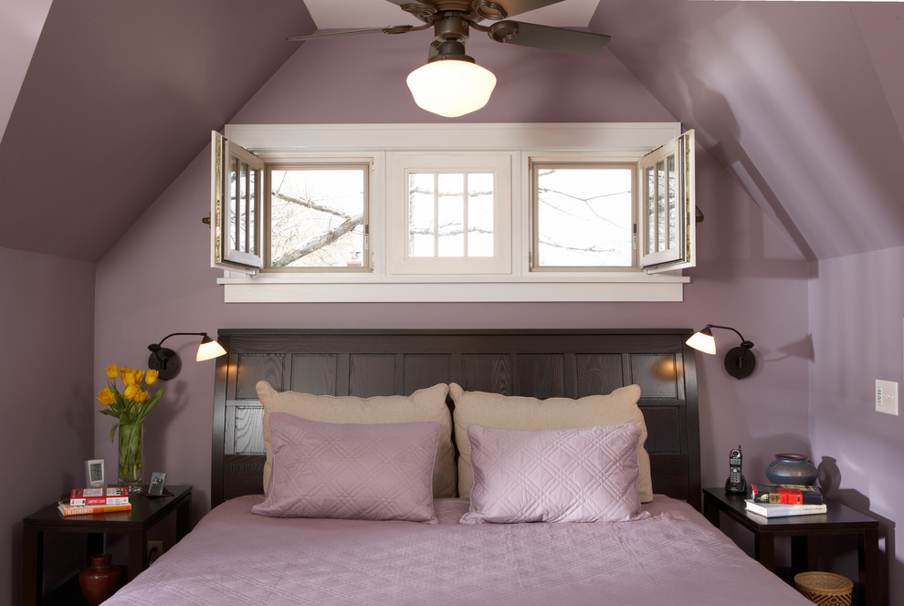 Mulberry Silk Bedroom Traditional with Attic Attic Bedroom Attic Ceiling Bed Bedroom Bedroom Built in Bedroom Furniture