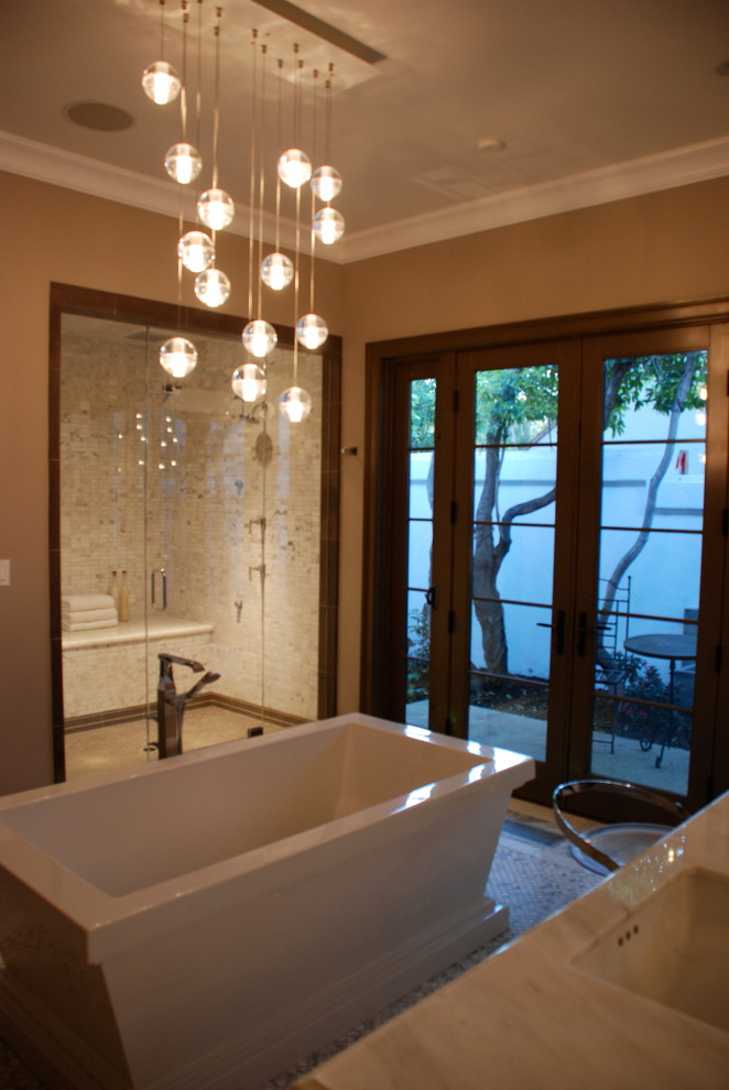 Murray Feiss Lighting Bathroom Mediterranean with None