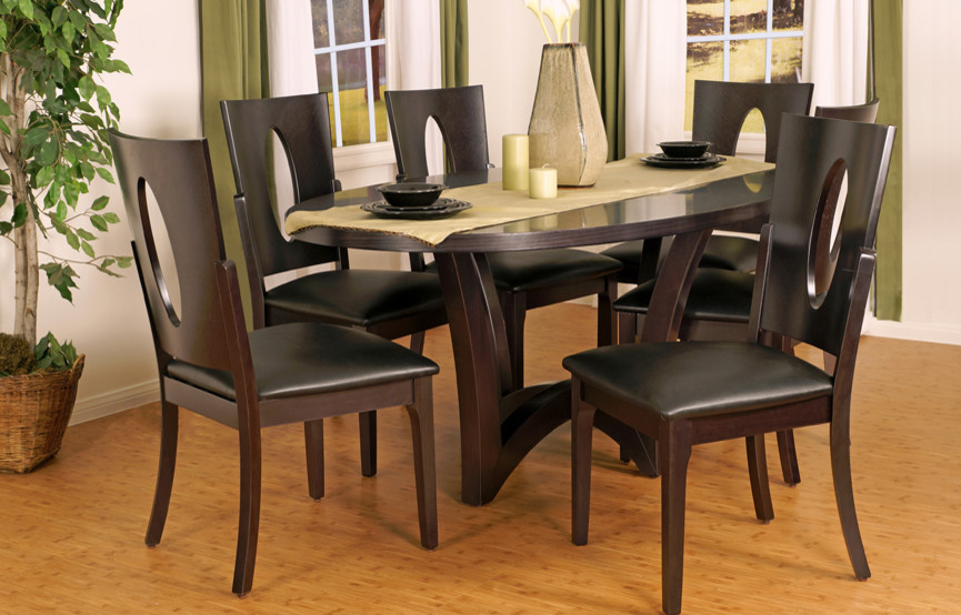 najarian furniture Dining Room Contemporary with dining room Najarian Furniture Dining Room Set Najarian Furniture Nikki Dining Collecti
