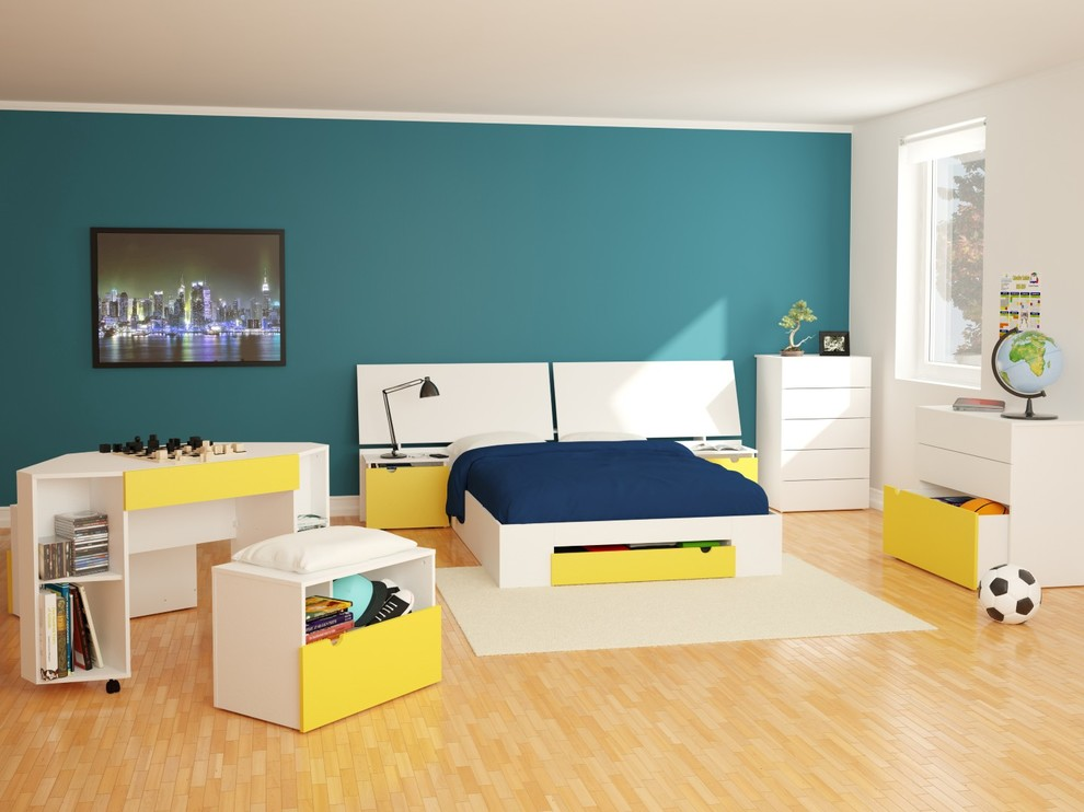 Nexera Bedroom Contemporary with Boys Bedroom Girls Bedroom Master Bedroom 2