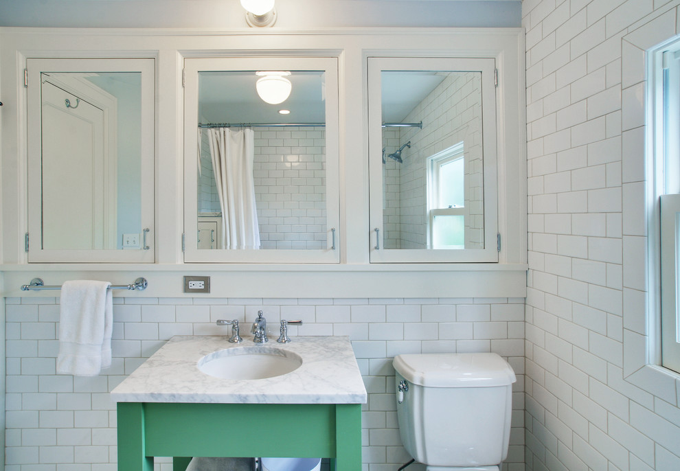 Nutone Medicine Cabinets Bathroom Traditional with Green Vanity Inset Cabinets Lever Faucet Marble Countertop Medicine Cabinet Mirrored Cabinets