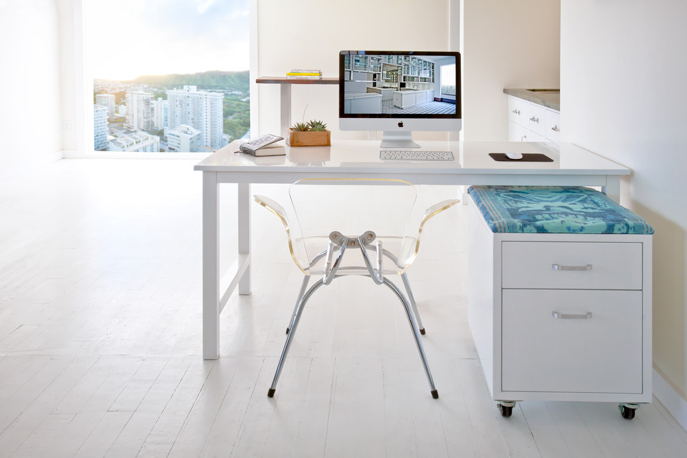 Oak File Cabinet Home Office Contemporary with Cabinets Chic City View Clear Desk Chair Custom Desk Elegant File File