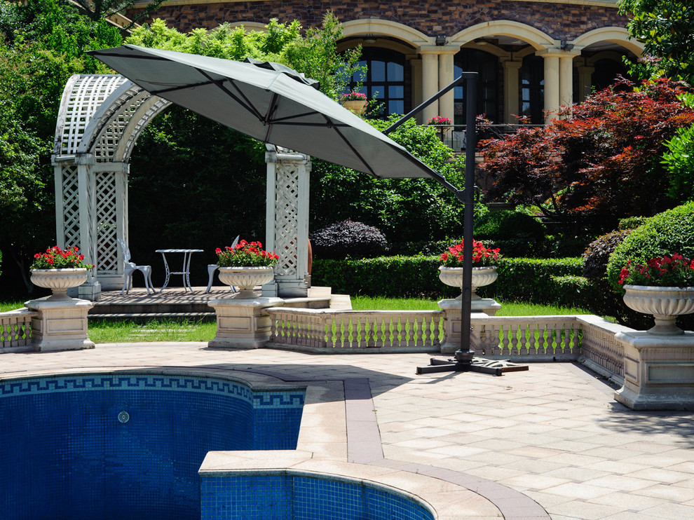 Offset Patio Umbrellas Patio Modern with 11 Ft Patio Umbrellas Big Umbrella Cantilever Umbrella Heavy Duty Umbrella Offset
