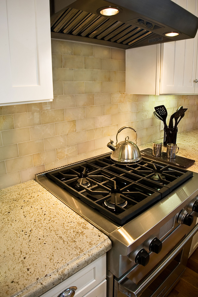 Onyx Tile Kitchen Traditional with Categorykitchenstyletraditionallocationother Metro