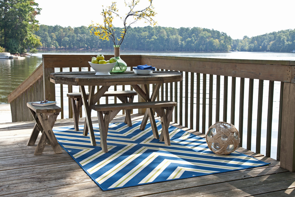 oriental weavers Deck Traditional with none