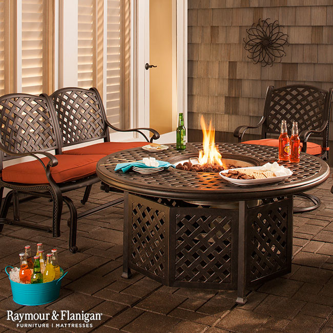 Outdoor Gliders Patio with None