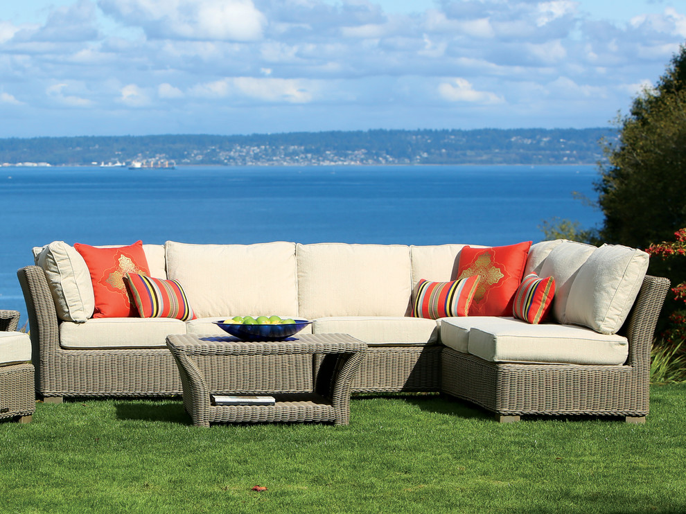 Outdoor Loveseat Patio Transitional with Outdoor Furniture Outdoor Patio Furniture Outdoor Sectional Sofa Outdoor Sofa Outdoor Wicker