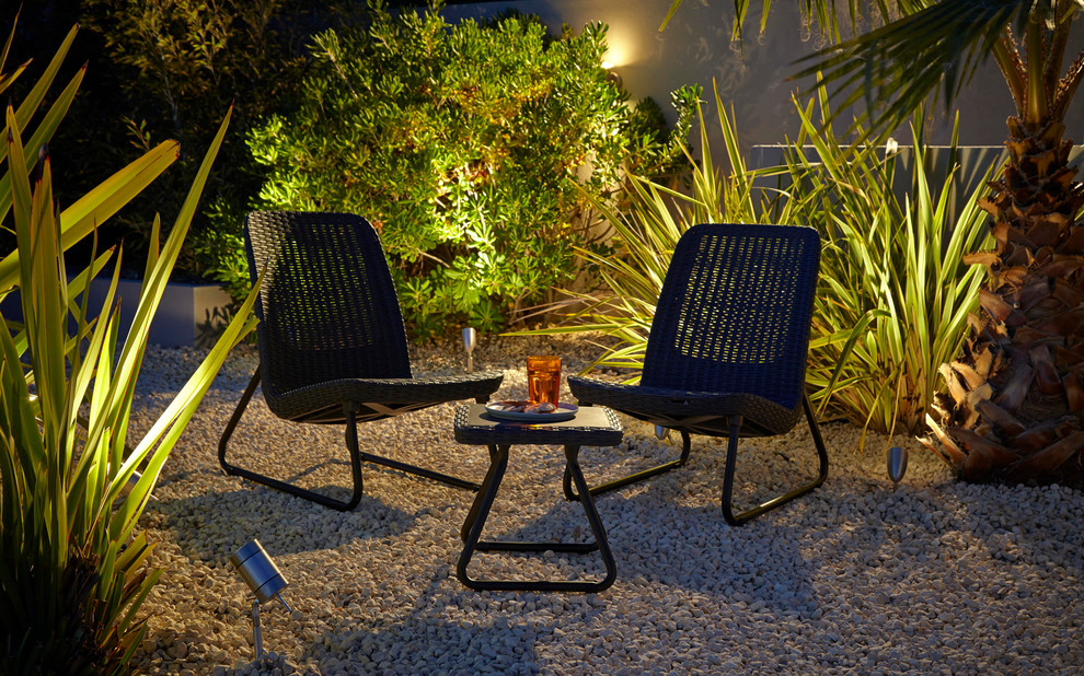 Outdoor Spotlights Exterior Contemporary with Decking Lights Entertaining Outdoors Garden Lights Ground Lights Home Security Led Lighting