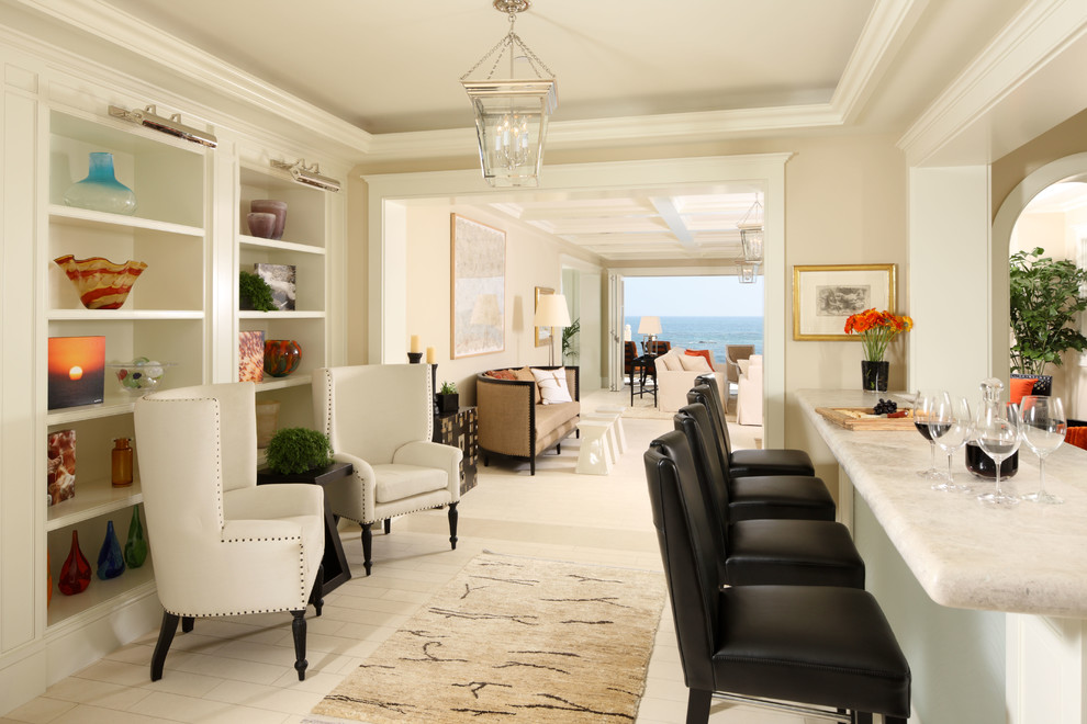 Oversized Sofa Living Room Contemporary with Bar Beach Leather Chairs Lounge Ocean Studded Leather