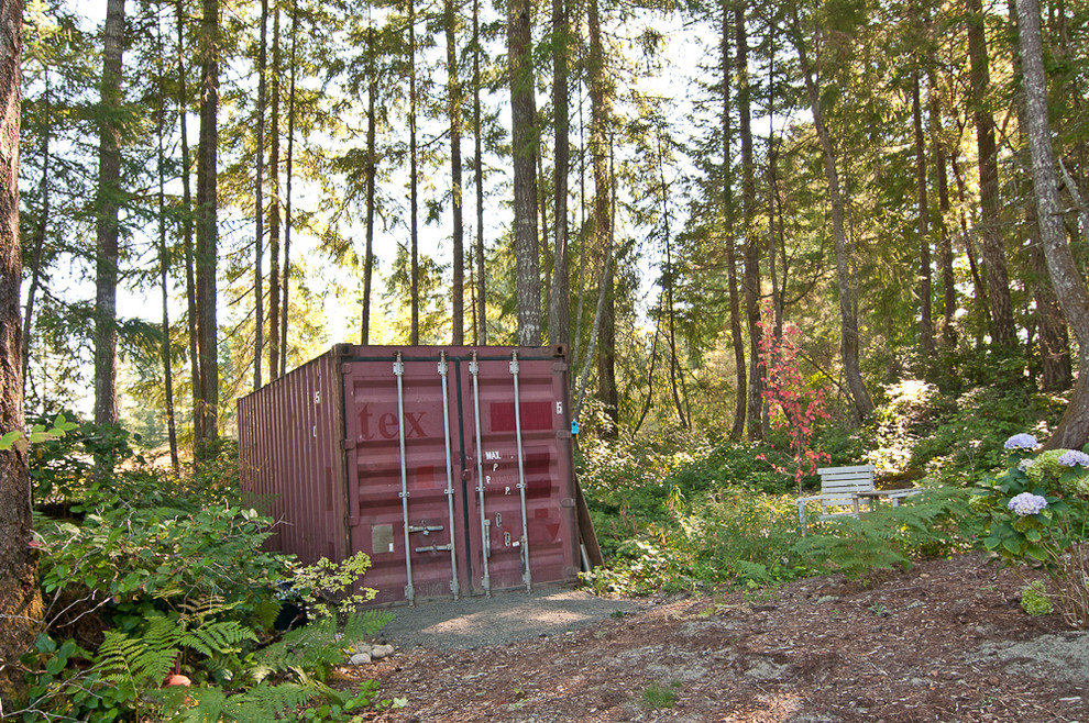 Oxo Pop Containers Garage and Shed Industrial with Hydrangea Shed Storage Woods