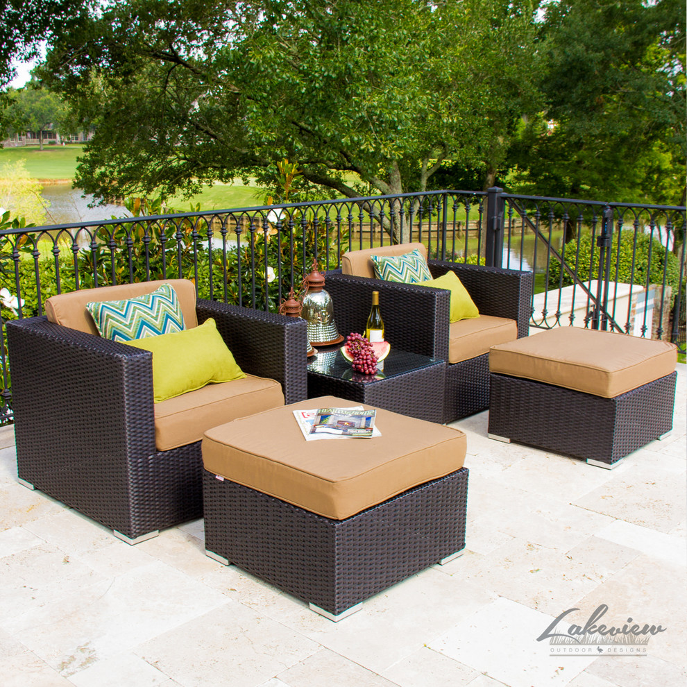 Patio Conversation Sets Patio Modern with Outdoor Club Chairs Outdoor Coffee Tables Outdoor Daybed Outdoor Deep Seating Outdoor1