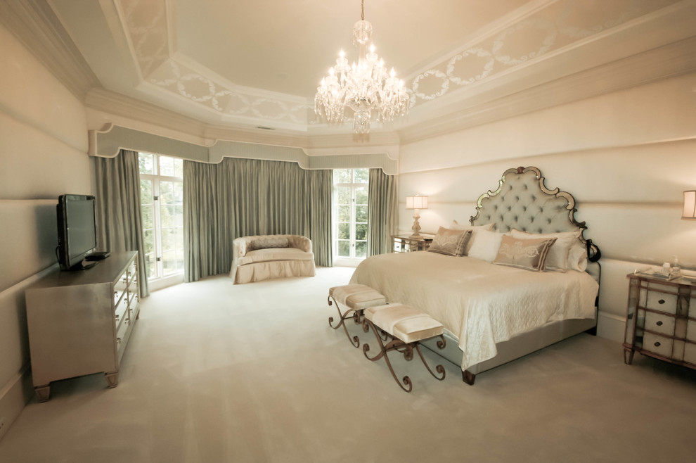 Peacock Alley Bedding Bedroom Traditional with Atlanta Bedroom Cornice Custom Custom Drapery Elegance Elegant Exquisite Fancy High Ceilings