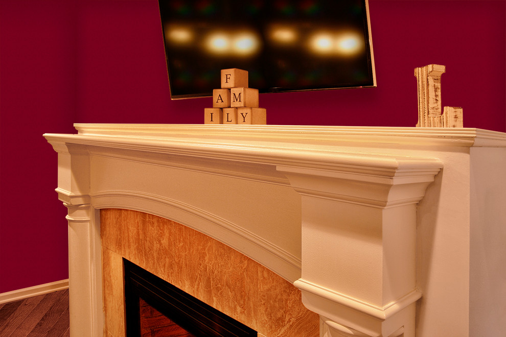 Pearl Mantels Spaces with Classic Mantel Gas Fireplace Pearl Mantel Wood Mantel