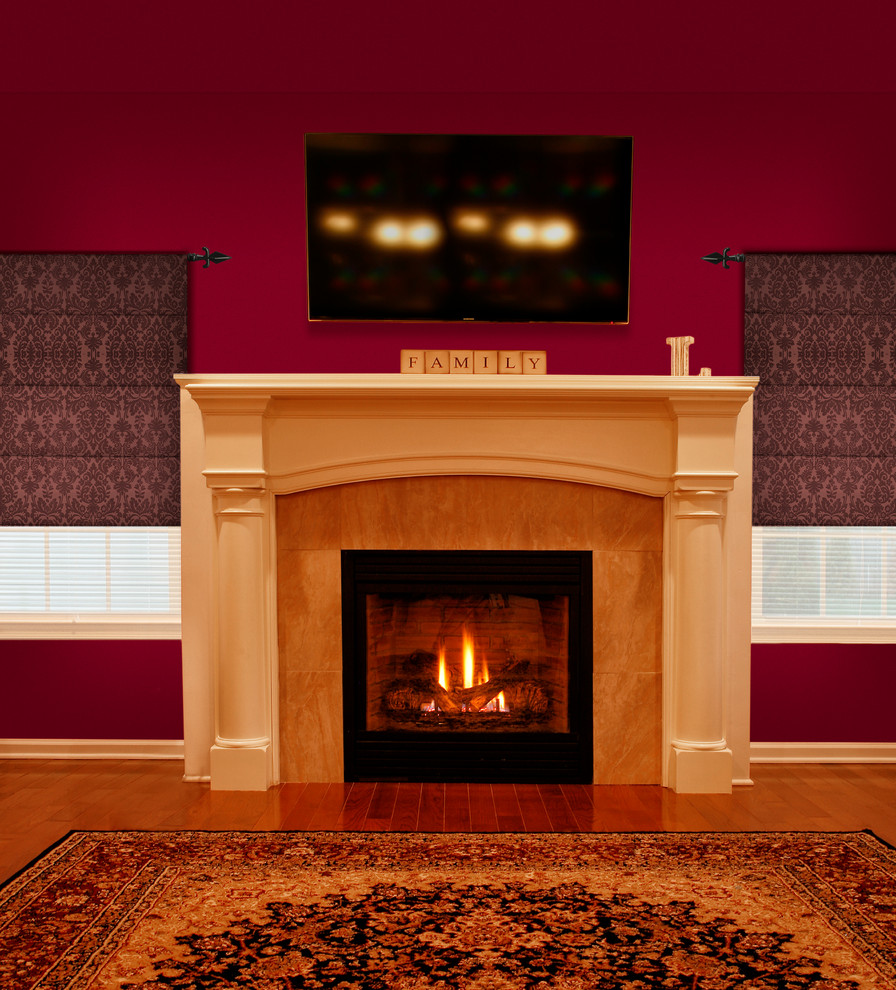 Pearl Mantels Spaces with Classic Mantel Gas Fireplace Pearl Mantel Wood Mantel 1