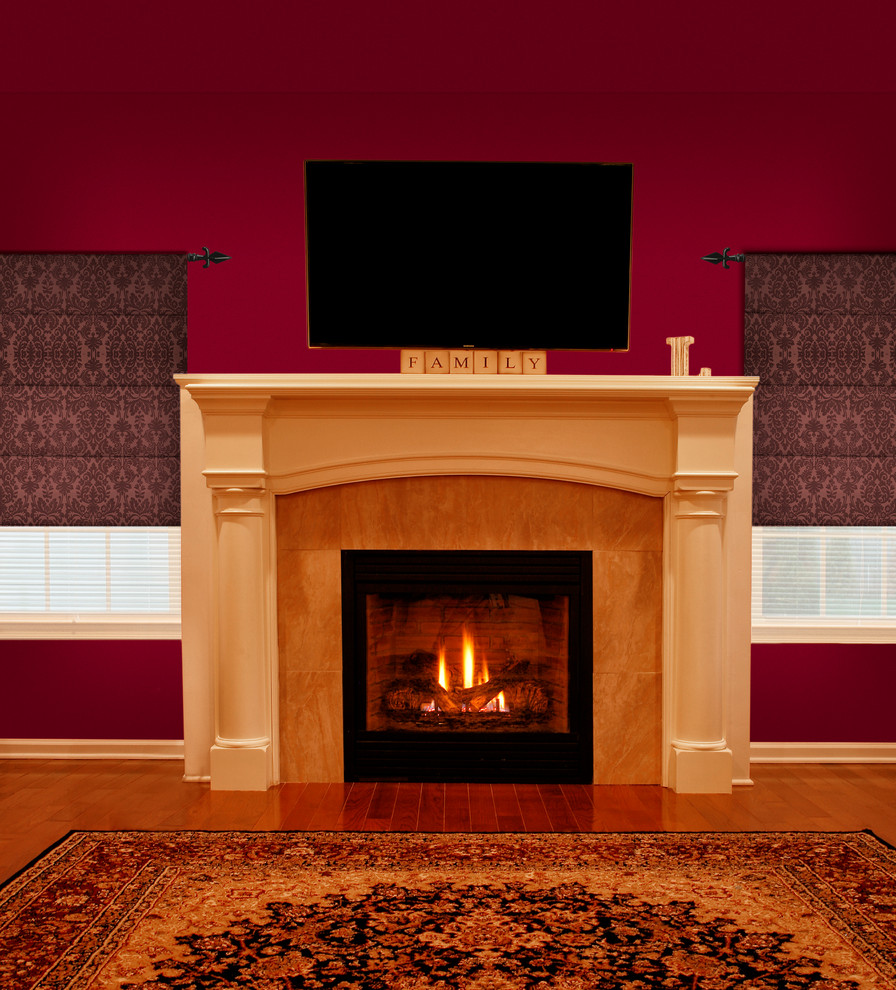 Pearl Mantels Spaces with Classic Mantel Gas Fireplace Pearl Mantel Wood Mantel 2