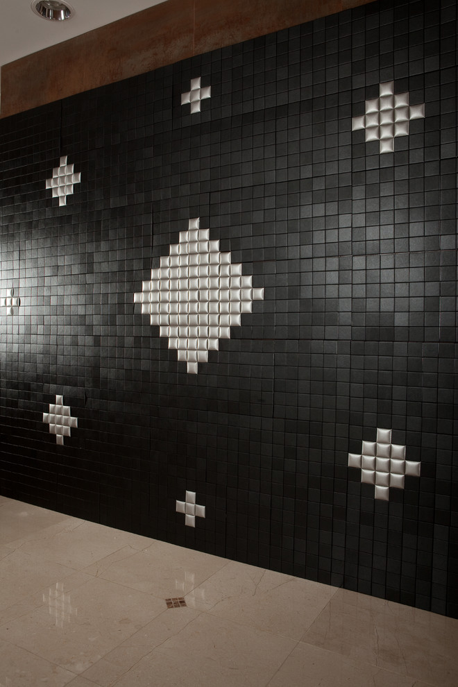Peel and Stick Wall Tiles Spaces Modern with These Are Peel Stick Wall Tiles H