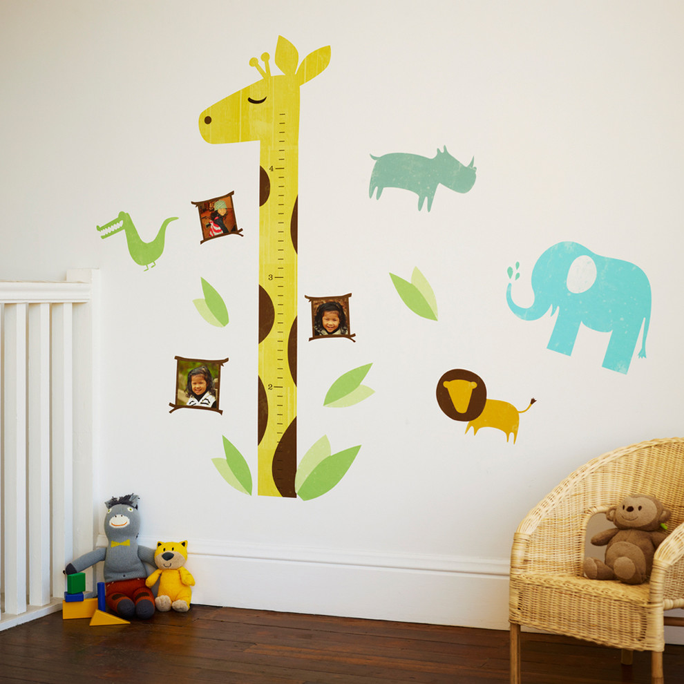 Personalized Growth Chart Kids Contemporary with Animals Growth Chart Home Decor Kids Shutterfly Wall Decals
