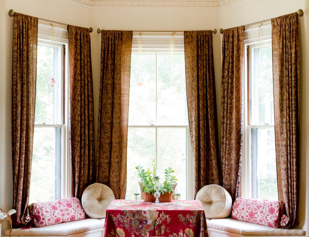 Pine Cone Hill Dining Room Eclectic with My Houzz 1