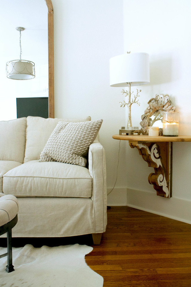 pine cone hill Living Room Transitional with My Houzz