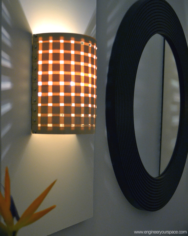 Plug in Wall Sconces Spaces with Custom Lamp Custom Lamp Shades Custom Led Light Custom Lighting Design Lighting
