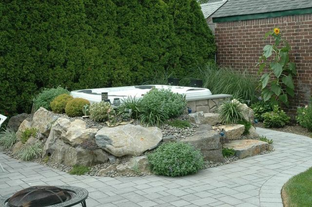 Portable Hot Tub Pool Modern with Abcs Extreme Makeover Hot Tub Above Ground Spas Bullfrog Spas Custom Spas Difference