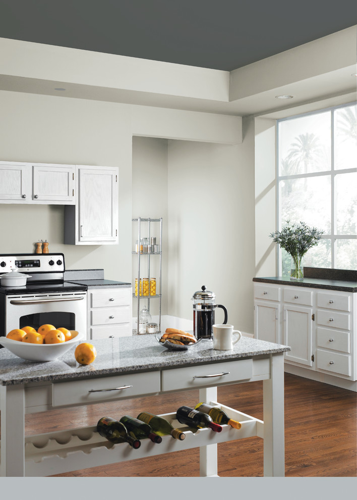 Portable Kitchen Islands Kitchen Traditional with None