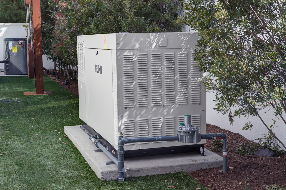 Portable Natural Gas Generator Exterior Contemporarywith Categoryexteriorstylecontemporary