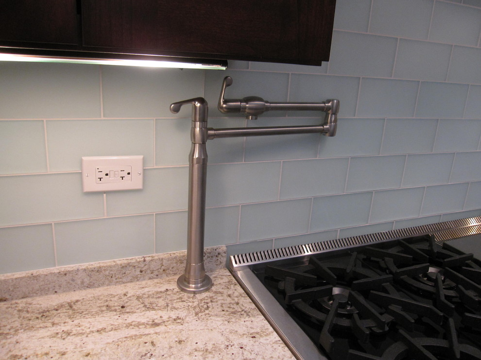 Pot Fillers Kitchen Modern with Chicago Custom Home Builder Chicago Custom Homes Chicago General Contractor Chicago New