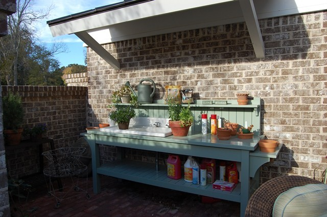 potting benches Landscape Traditional with CategoryLandscapeStyleTraditionalLocationAtlanta
