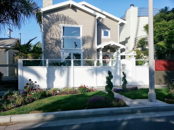 Prairie View Industries Exterior Contemporary with Brentwood Contemporary Culver City Door Entry Gate Hand Crafted Handmade Horizontal Lock