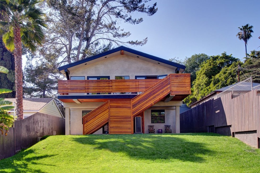 Prairie View Industries Exterior Contemporary with Bohemian Modern