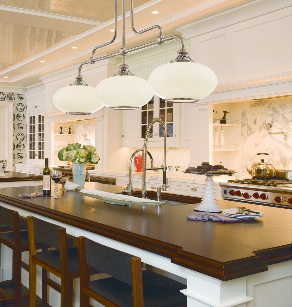 price-pfister-kitchen-faucets-Kitchen-Farmhouse-with-canton ...