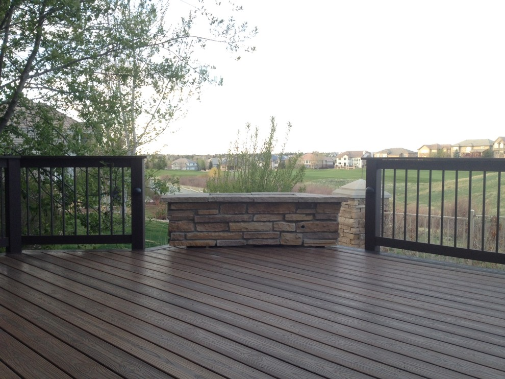 Propane Gas Fire Pit Deck Traditional with Custom Gas Fire Pit Deck with Gas Fire Pit Eldorado Stone Fire