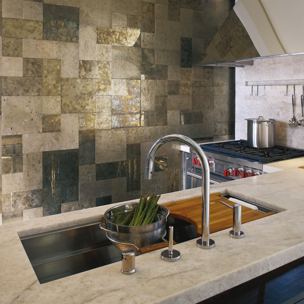 Pull Down Kitchen Faucet Kitchen Contemporarywith Categorykitchenstylecontemporary