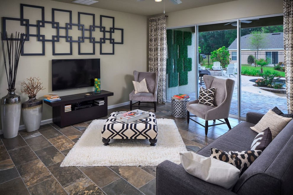 Purple Accent Chair Family Room Contemporary with Dark Gray Sofa Large Urns Lavender Wingback Chairs Light Purple Living Wall