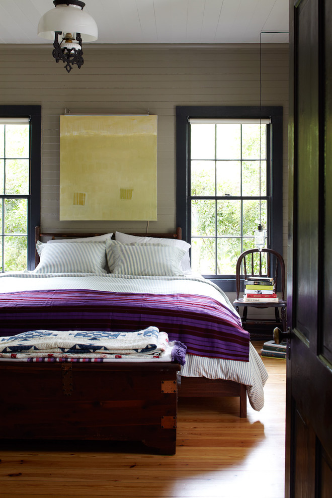 Purple Comforter Bedroom Farmhouse with Farmhouse Modern Art Purple Blanket