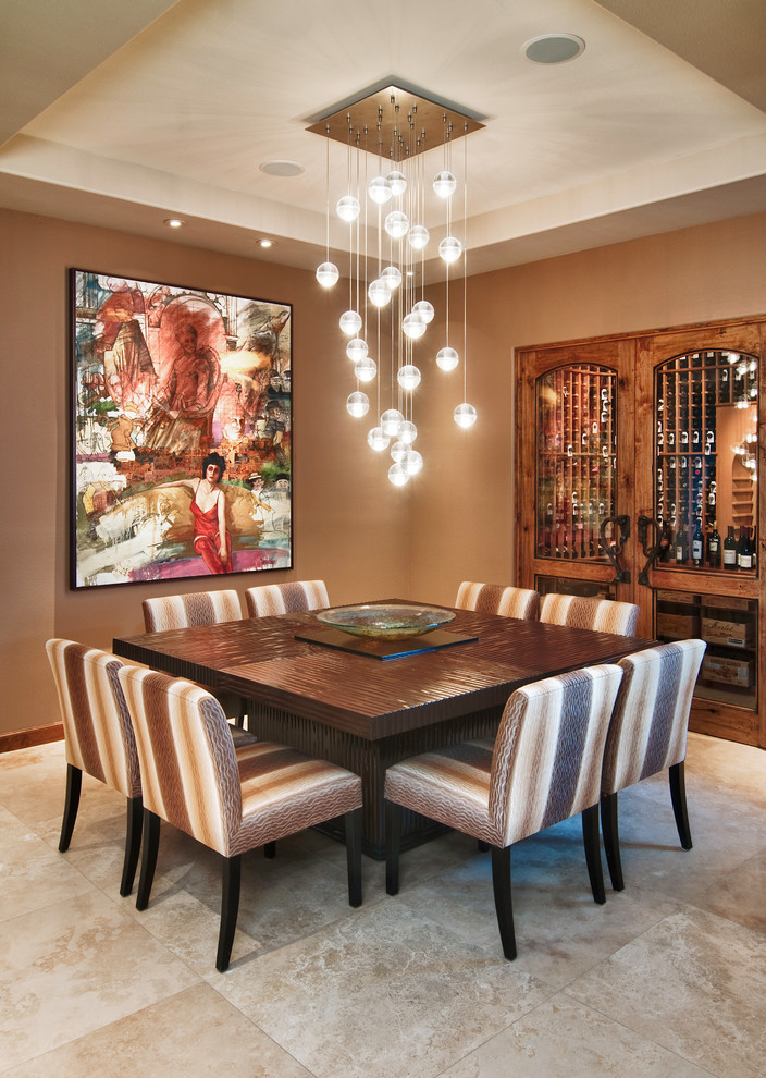Queen Anne Chairs Dining Room Contemporary with Contemporary Artwork Contemporary Chandelier Contemporary Decor Upholstered Dining Chair Wood Dining Chairs