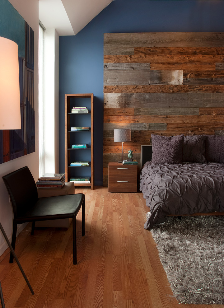Queen Size Duvet Covers Bedroom Contemporary with Area Rug Barnwood Wall Bedroom Blue Bookshelves Nightstand Philadelphia Ruched Bedding Salvaged