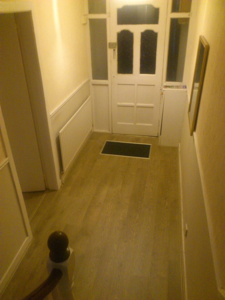 Quick Step Flooring Entry Traditional with Quick Step Flooring